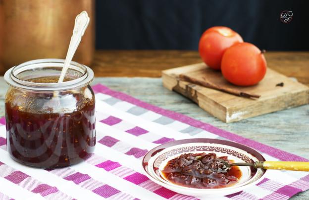 Mermelada de tomates de Don Remanso