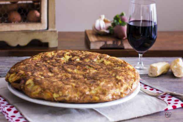 tortilla españpla