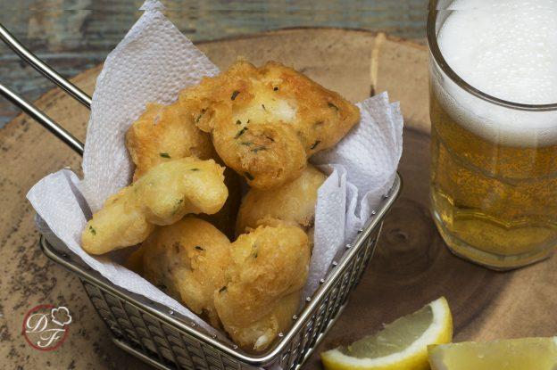 miniaturas de pescado gluten free