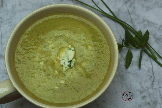 sopa de verduras sin tacc